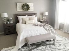 Comfy and cozy small bedroom ideas 20