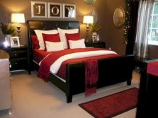 Comfy and cozy small bedroom ideas 26