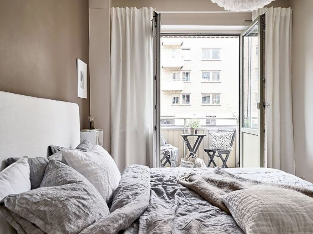 Comfy and cozy small bedroom ideas 29