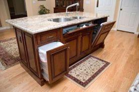 Cool farmhouse kitchen sink remodel ideas 07
