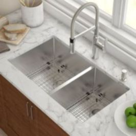 Cool farmhouse kitchen sink remodel ideas 14