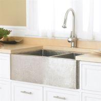 Cool farmhouse kitchen sink remodel ideas 18