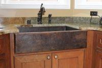 Cool farmhouse kitchen sink remodel ideas 38