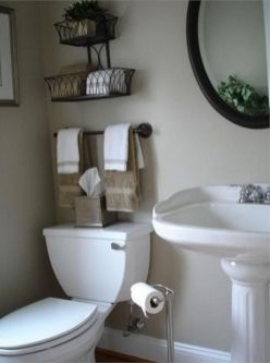Creative diy bathroom makeover ideas 06