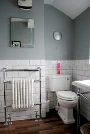 Creative diy bathroom makeover ideas 11