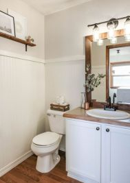 Creative diy bathroom makeover ideas 12