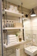 Creative diy bathroom makeover ideas 28