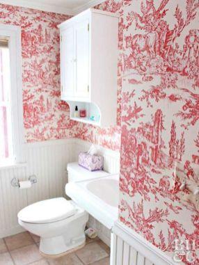 Creative diy bathroom makeover ideas 42