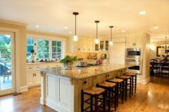 Cute kitchen remodels with white cabinets 03