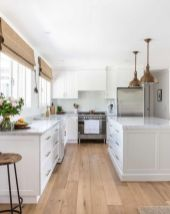 Cute kitchen remodels with white cabinets 23