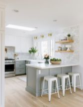 Cute kitchen remodels with white cabinets 25