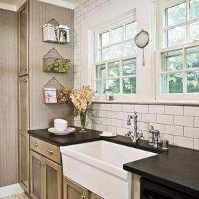 Cute kitchen remodels with white cabinets 29