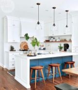 Cute kitchen remodels with white cabinets 33