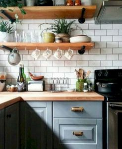 Cute kitchen remodels with white cabinets 39