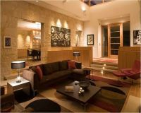 Dream home stay with comfortable living room ideas 27