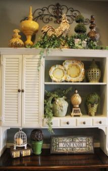 Excellent country decorating ideas for unique home 31