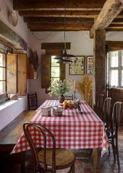Excellent country decorating ideas for unique home 32