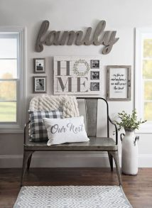 Excellent country decorating ideas for unique home 40