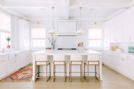 Fabulous all white kitchens ideas 04