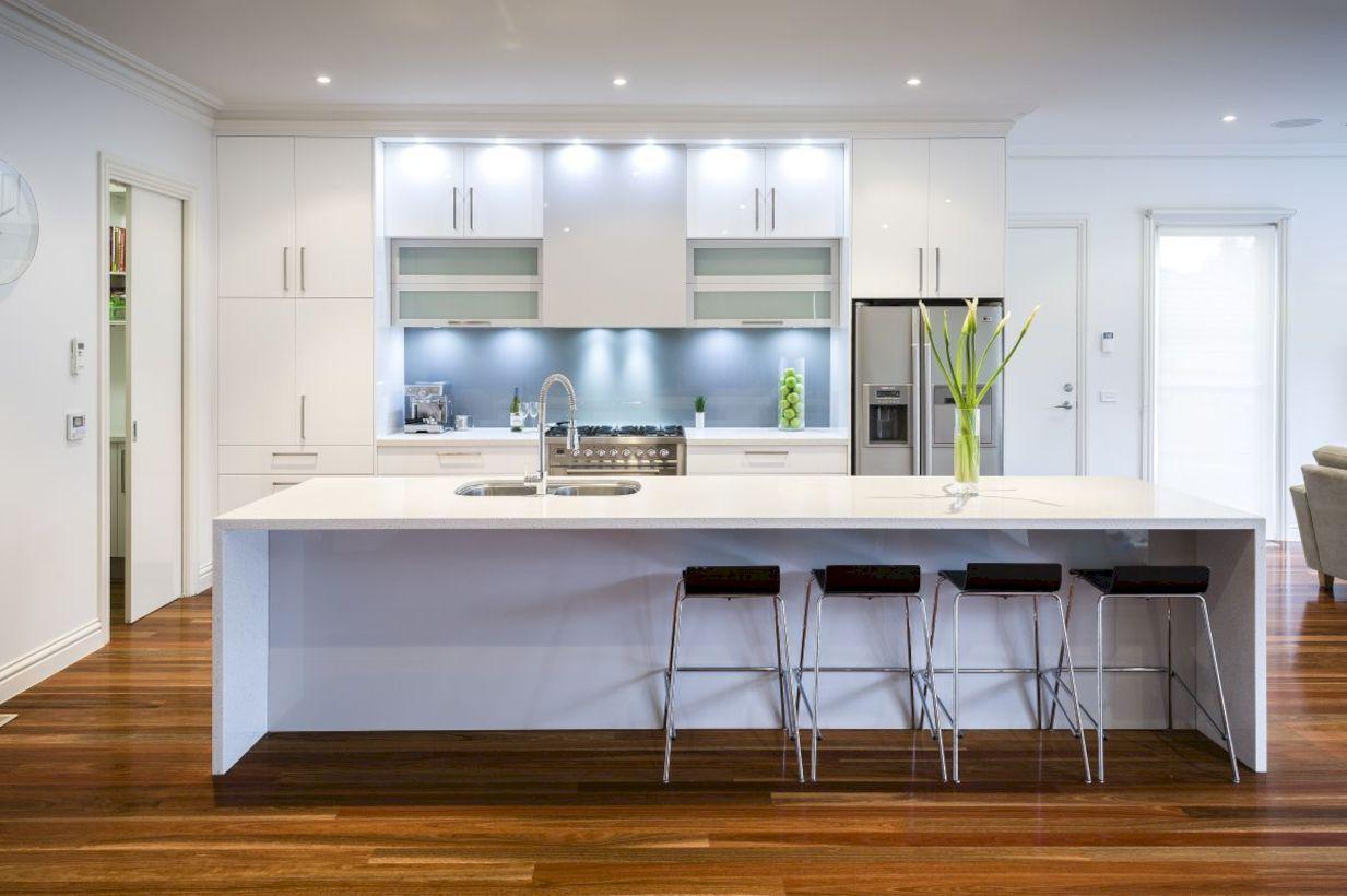Fabulous all white kitchens ideas 05