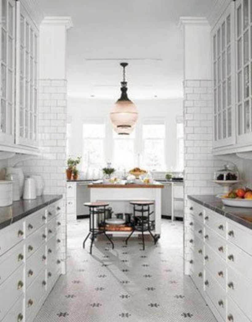 Fabulous all white kitchens ideas 08