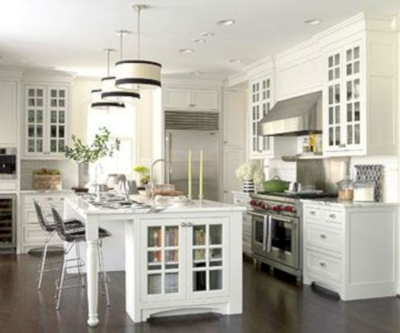 Fabulous all white kitchens ideas 13