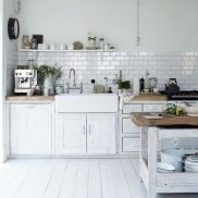 Fabulous all white kitchens ideas 27