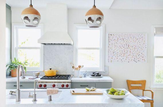 Fabulous all white kitchens ideas 30
