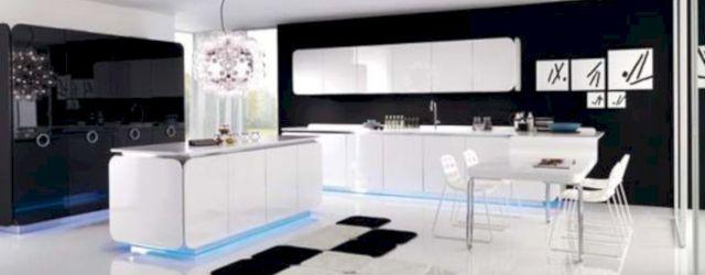 Fabulous all white kitchens ideas 43