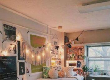 Gorgeous farmhouse living room decor design ideas 04