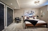 Gorgeous minimalist elegant white themed bedroom ideas 07