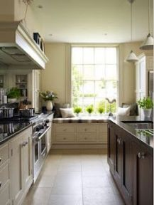 Impressive farmhouse country kitchen decor ideas 47