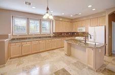 Impressive kitchens with white appliances 02