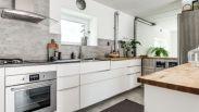 Impressive kitchens with white appliances 11