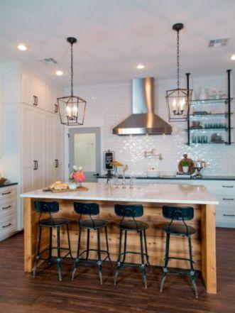 Impressive kitchens with white appliances 13