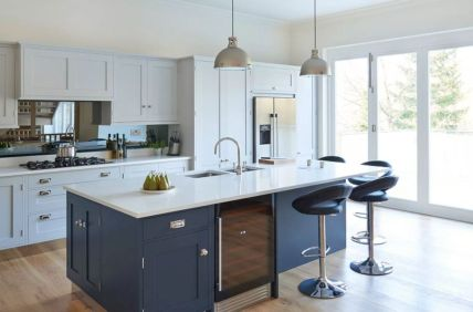 Impressive kitchens with white appliances 17