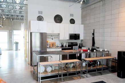 Impressive kitchens with white appliances 23