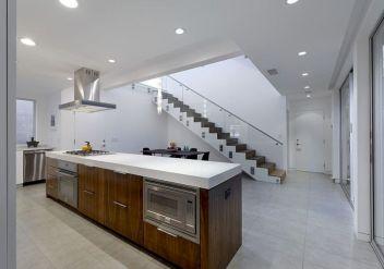 Impressive kitchens with white appliances 26
