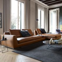Inspiring minimalist sofa design ideas 35