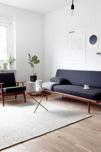 Inspiring minimalist sofa design ideas 38
