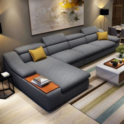 Inspiring minimalist sofa design ideas 47