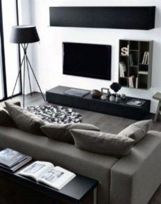 Inspiring small living room apartment ideas 13