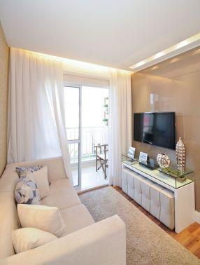 Inspiring small living room apartment ideas 21