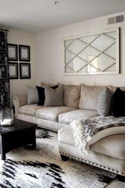 Inspiring small living room apartment ideas 22