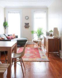 Inspiring small living room apartment ideas 38