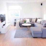 Inspiring small living room apartment ideas 46