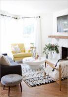 Inspiring small living room apartment ideas 54