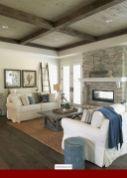 Lovely rustic coastal living room design ideas 23