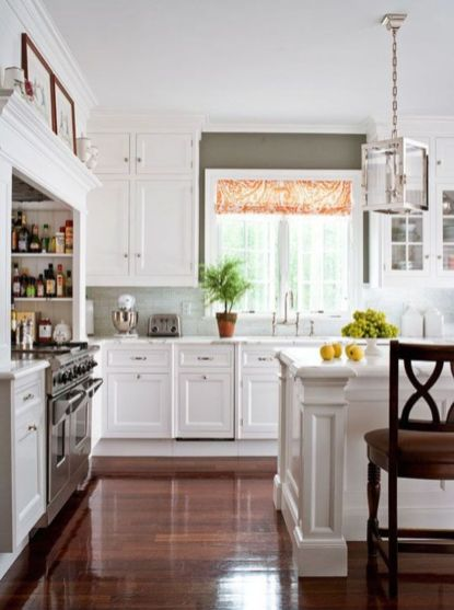 Most popular grey and white kitchen curtains ideas 09