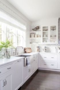 Most popular grey and white kitchen curtains ideas 28